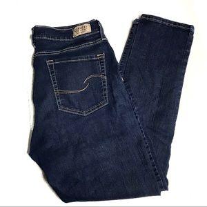 Levis Signature Jeans Size 14 M Curvy Skinny
